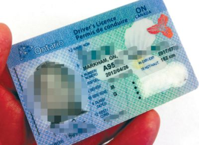 加拿大安省推网上换领驾照